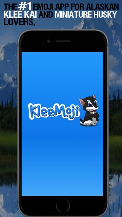 Screenshot #4 for KleeMoji - Keyboard Emoji Pack