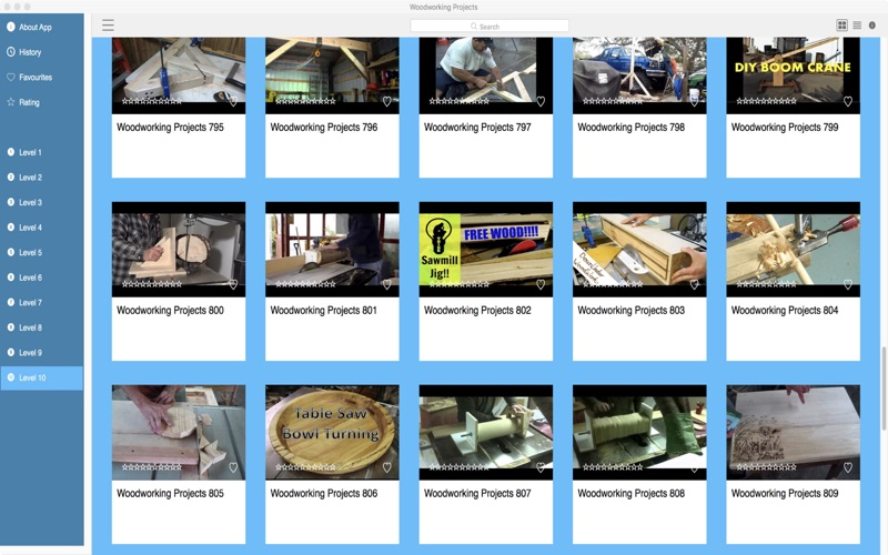 Woodworking Projects screenshot 3