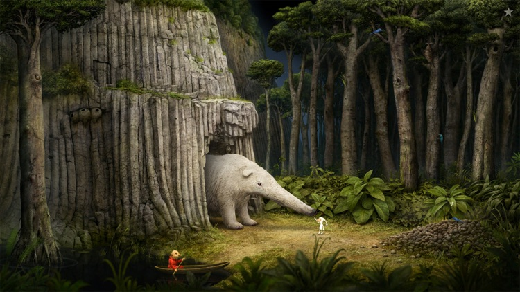 Samorost 3 screenshot-0