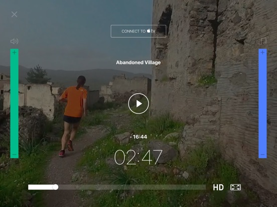 Runflux: Treadmill Running App screenshot #3