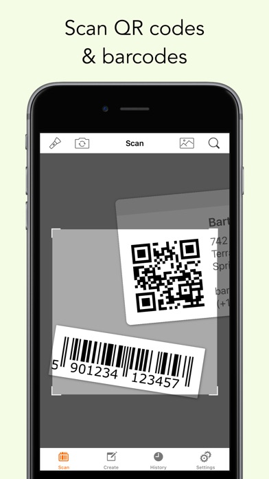 Top 10 Apps like QR SCANNER - Reader for codes for iPhone & iPad