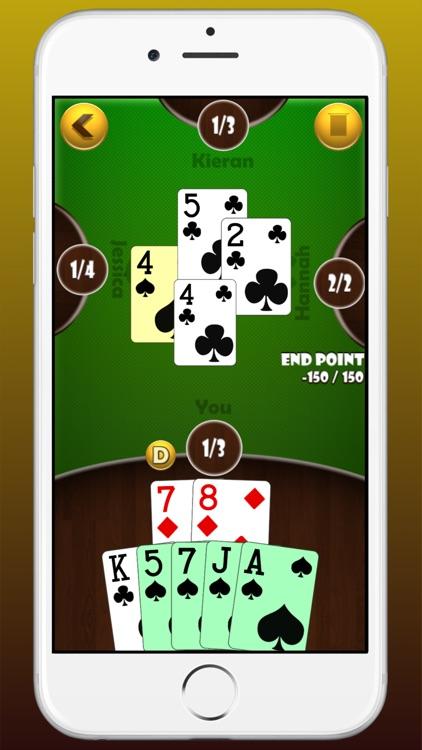 Spades Card screenshot-6