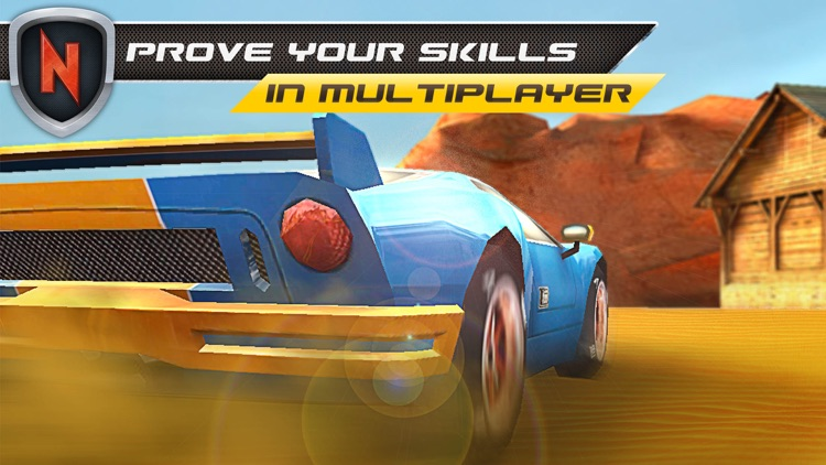 Real Speed: Extreme Car Racing screenshot-4