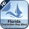 Charleston to Key West Charts