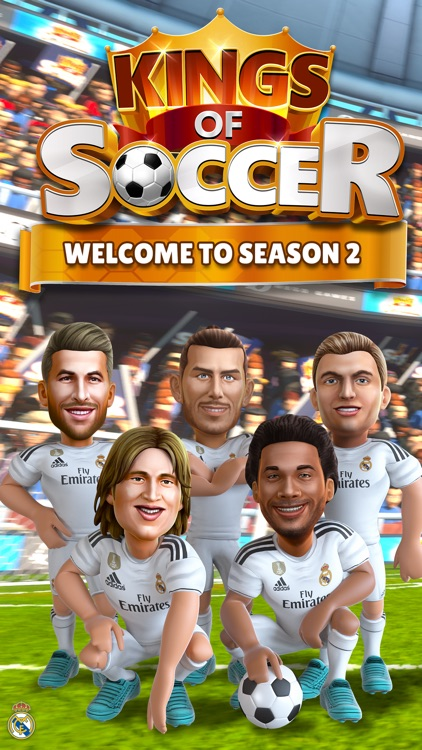 Kings of Soccer 2019 screenshot-0