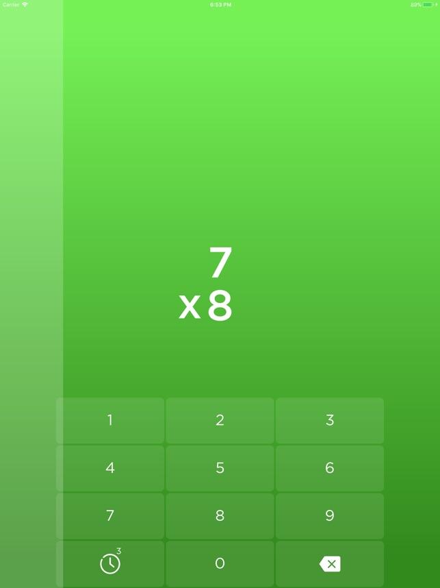 Newton - Multiplication Screenshot