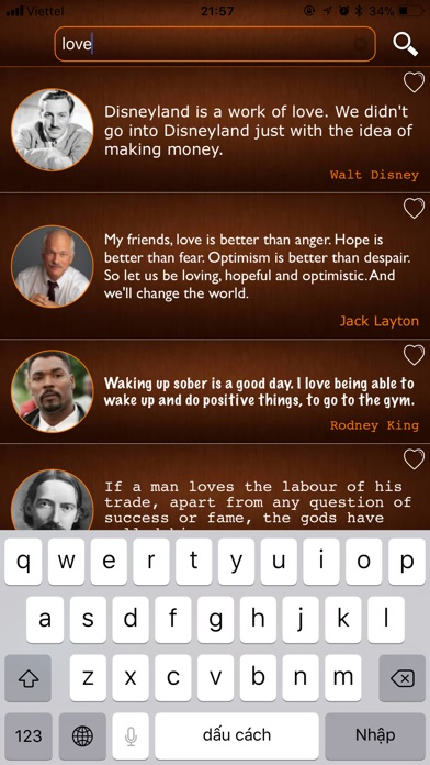 Quotes Today - Lifestyle Screenshot