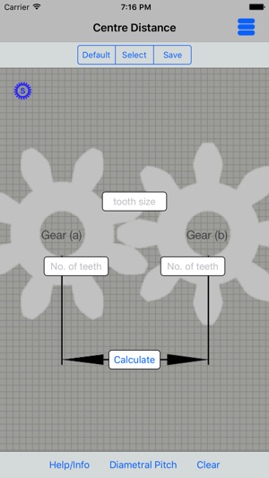 Spur Gear Calculator on the App Store