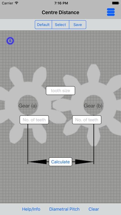 Spur Gear Calculator