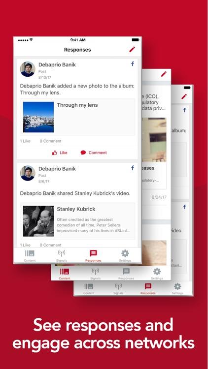 Hearsay Social screenshot-3