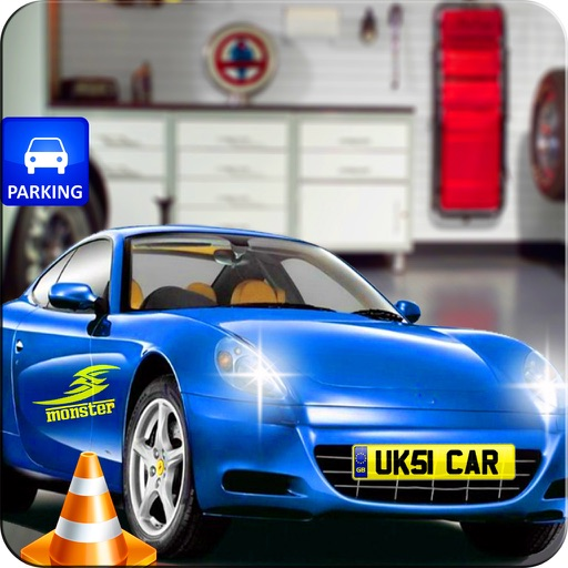 Car City Parking Simulator 3D