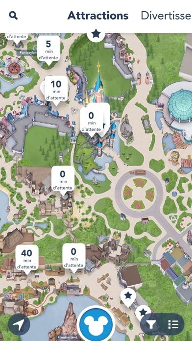 download Disneyland® Paris apps 0