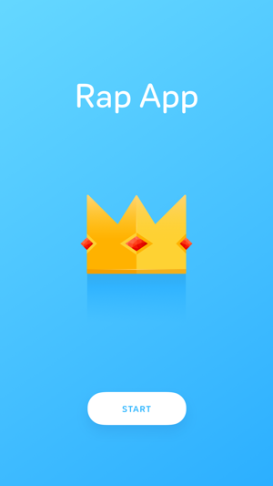 ‎Rap App Screenshot