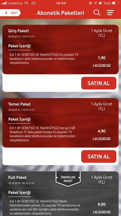 Vodafone TV screenshot-5