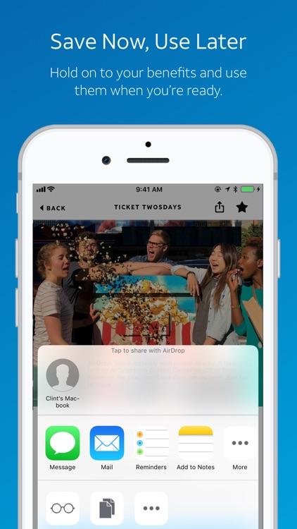 AT&T THANKS® screenshot-3