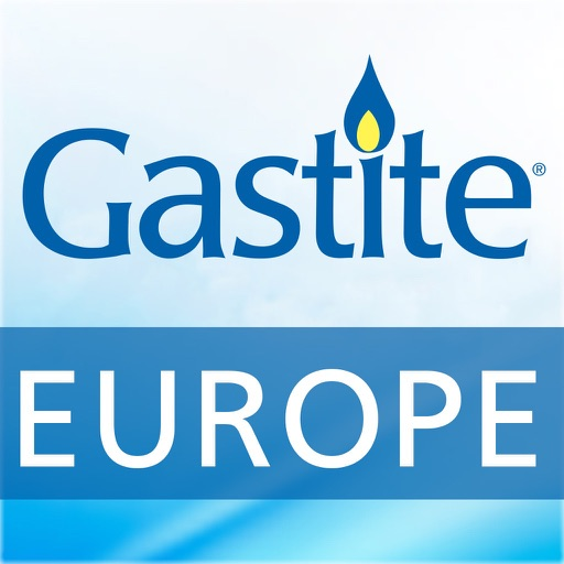 Sizing Europe By Gastite Products Llc