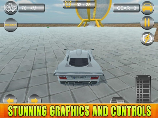 Speed Car Extreme Track screenshot 4