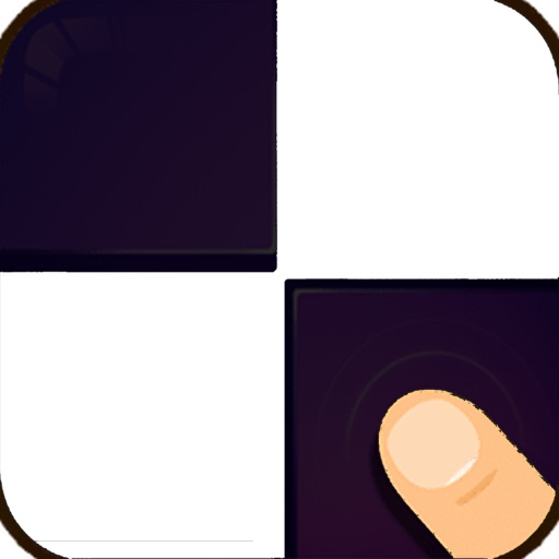 Tap Black Block-cool fun games