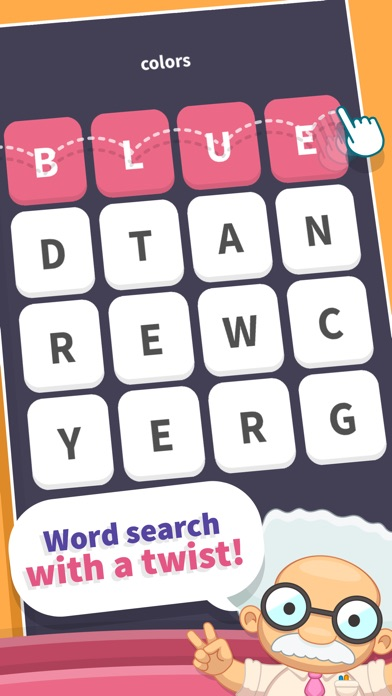 Wordwhizzle Search By Apprope Ios United States Searchman App
