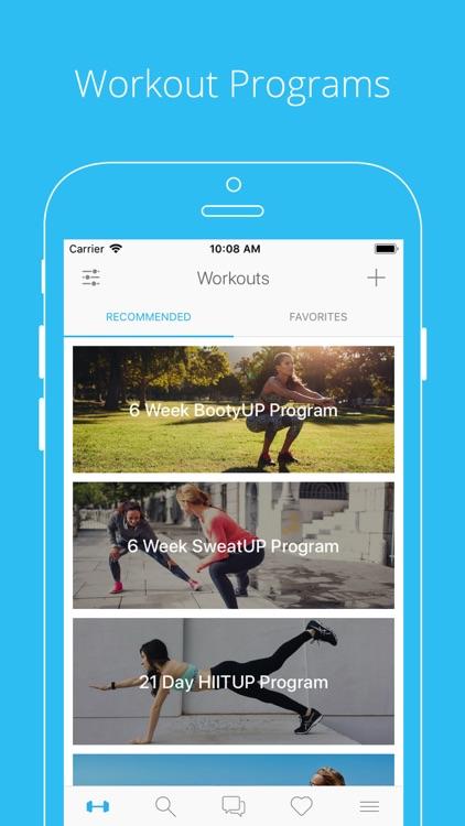 PumpUp - Workouts & Community