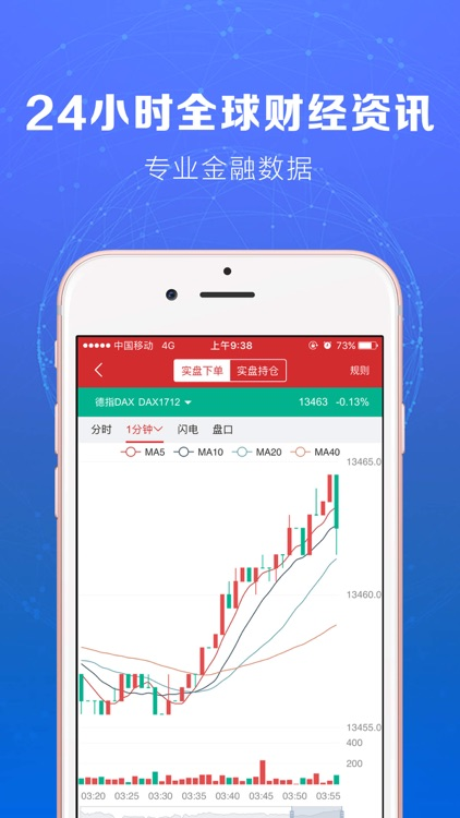 原油投资宝—期货交易投资模拟软件