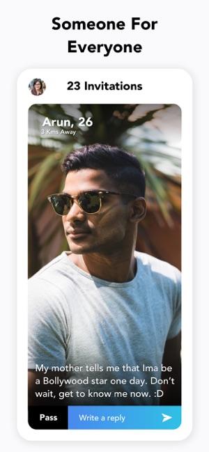 Online-Dating-Profil Humor