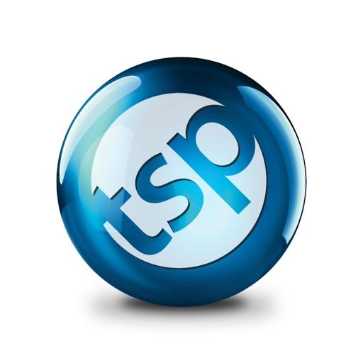 The Star Press application logo
