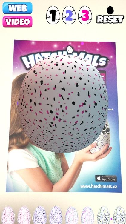 Hatchimals AR