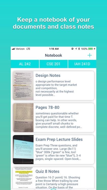 Flashnote - Easy Notebook screenshot-4