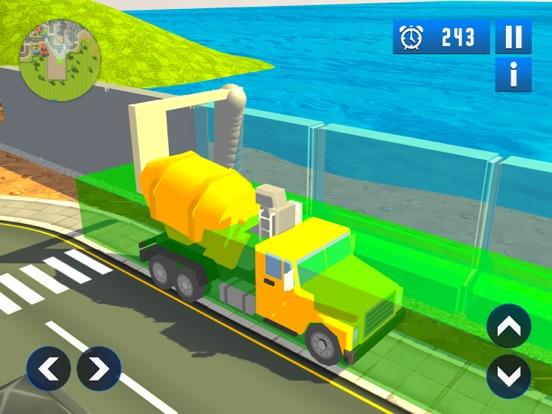 River Border Wall Construction screenshot 8