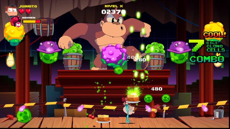 Arcade Mayhem Juanito screenshot-5