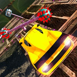 Impossible Track Car Racing Stunts