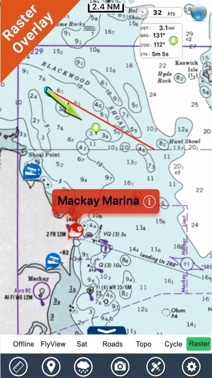 C Sea Gps Nautical Charts