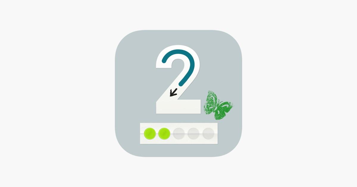 Erstes Zählen, erstes Rechnen im App Store