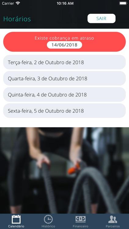 Calendario Fit.Funcional Fit By Bruno Machado