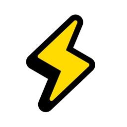 Flashy - status updates