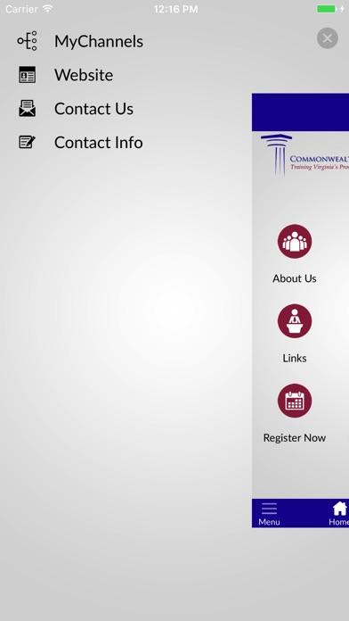 CASC Virginia Screenshot