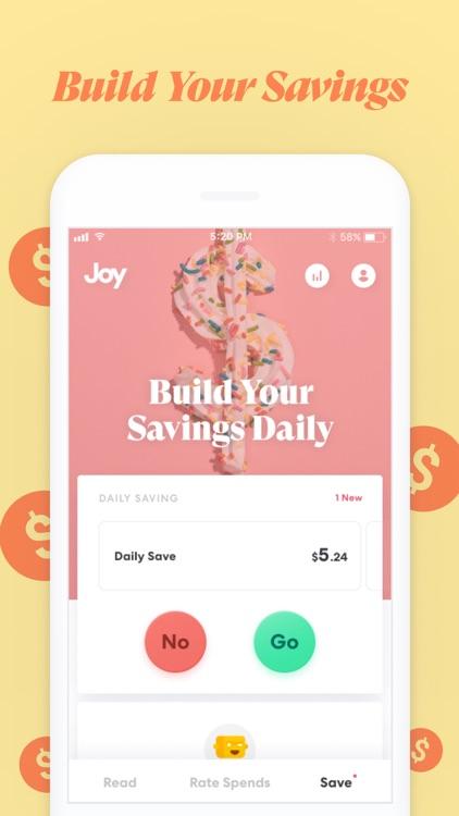 Joy - Money App screenshot-3