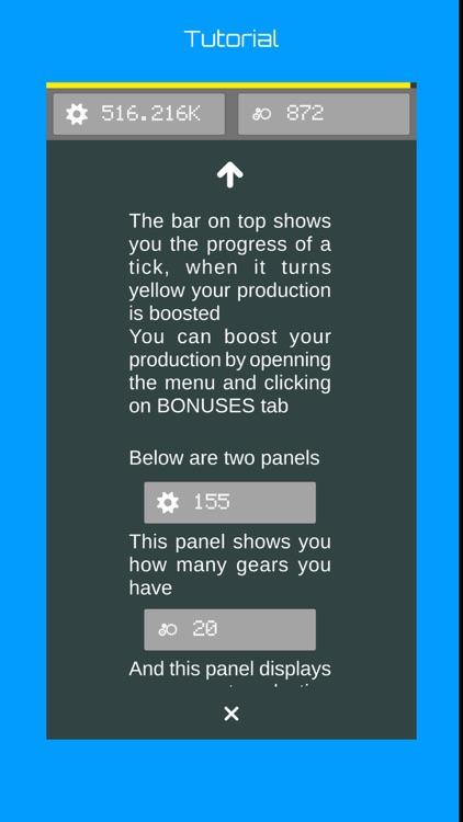 Gear Factory: Incremental Game screenshot-3