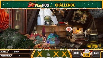Spooky Christmas Hidden Object screenshot two