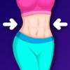 Frauen Fitness zum Abnehmen
