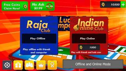 Ludo Impossible Pachisi Game screenshot 2