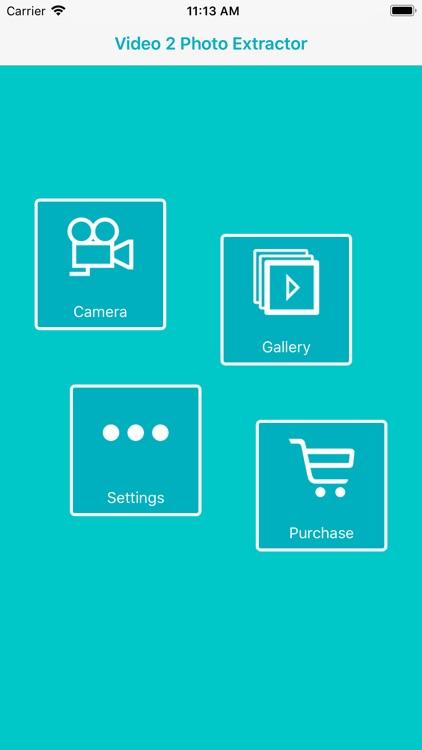 Video 2 Photo Extractor screenshot-4
