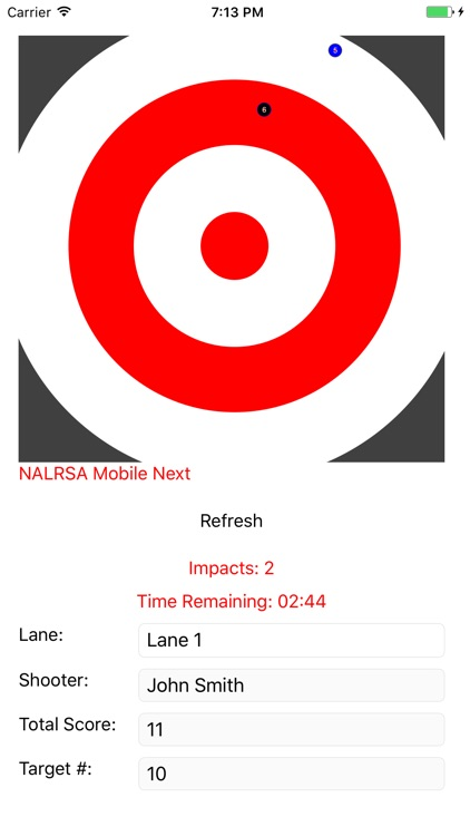 NALRSA Target Companion Next screenshot-2
