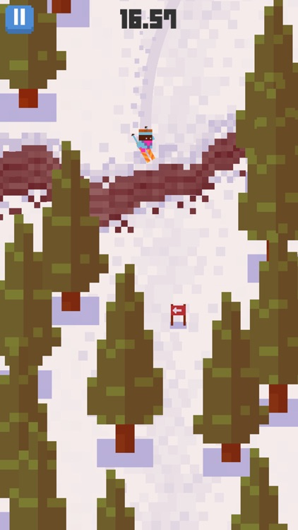 Skiing Yeti Mountain screenshot-3