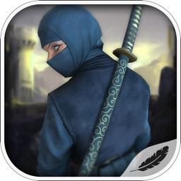 Flying Ninja Monster Assassin:City Rescue Battle