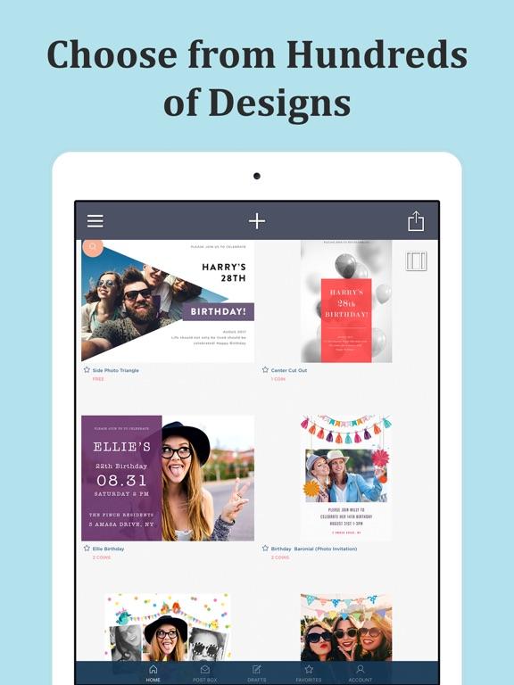 invitation maker flyer creator app price drops