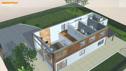 Passive House AR+VR screenshot two
