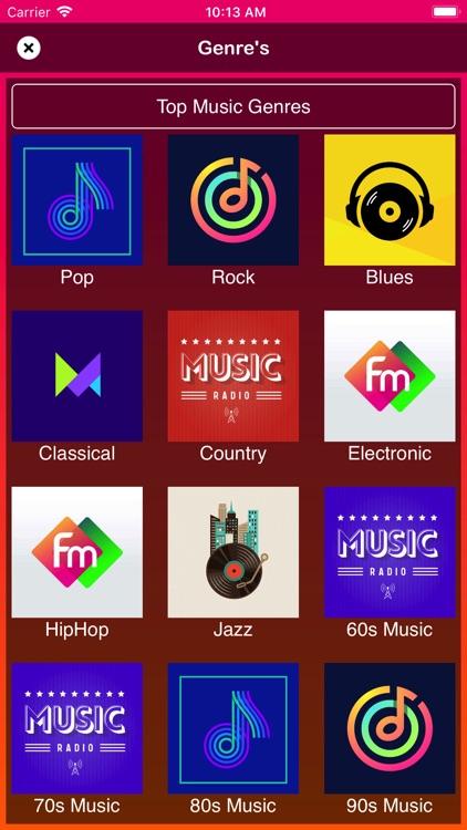 Tamil FM Radio Stations India screenshot-6