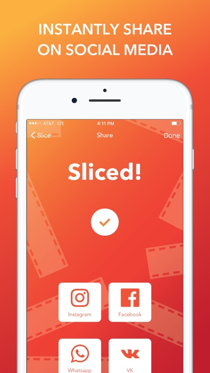 Story Slicer - Cut Long Videos screenshot-4